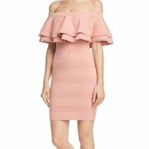 Endless Rose Knitted Shoulder Dress